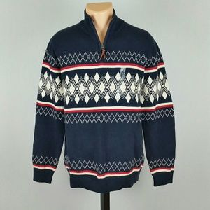Tommy Hilfiger Men's Pattern Sweater